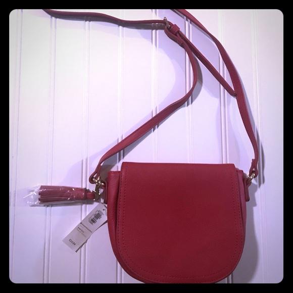 Old Navy Handbags - Old Navy cross body bag